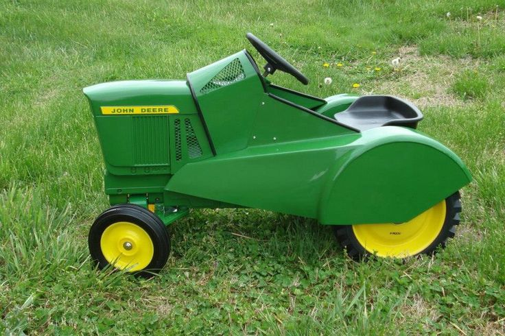 John Deere Tractor Cars : Best images about custom pedal tractor on pinterest