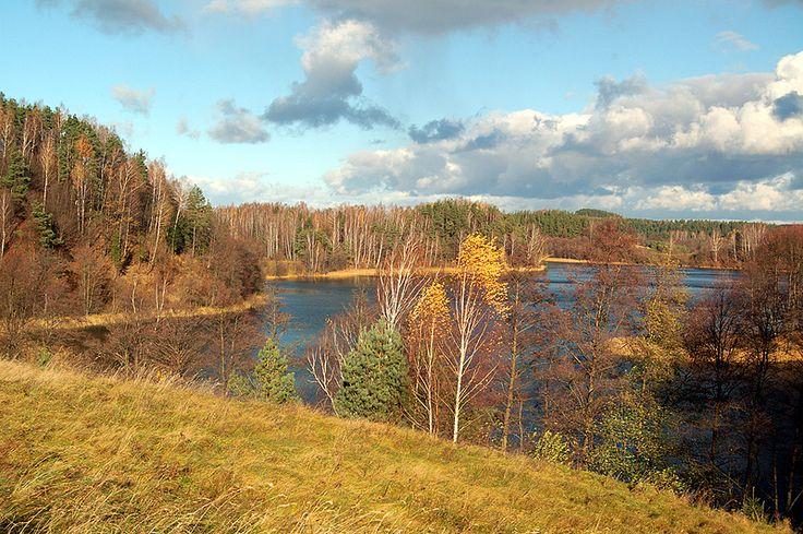 Jezioro Jeglówek. Suwalszczyzna