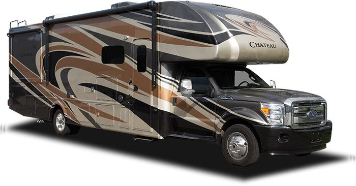 Chateau Super C Motorhomes from Thor Motor Coach