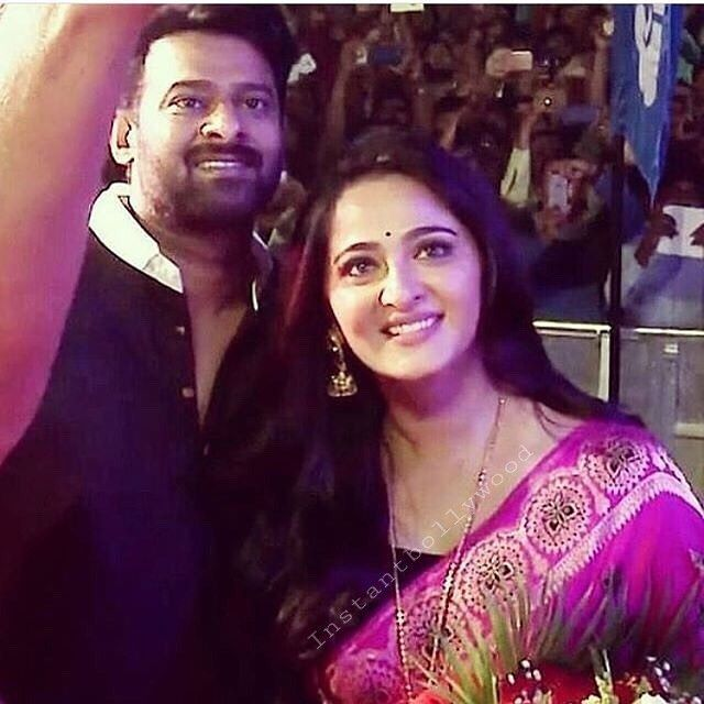 Double Tap for Baahubali & Devasena @Instantbollywood ❤❤❤