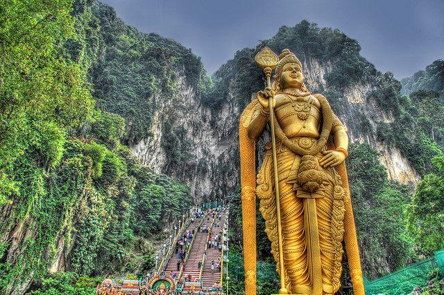 Cinco cosas gratis que hacer en Kuala Lampur (Malasia)
