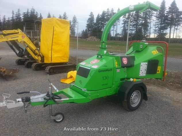 Equipment for Hire from 73 Hire Ltd :: Darfield, Canterbury New Zealand