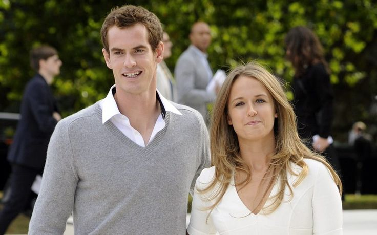 During Wimbledon, Andy Murray's girlfriend Kim Sears cooks him one of three…