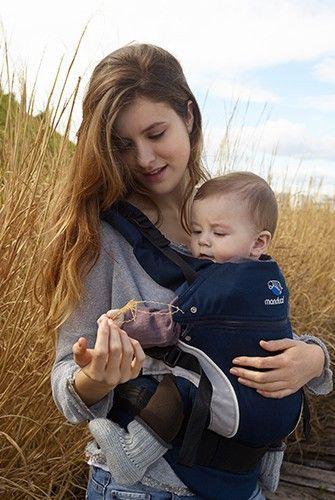 Porte bébé - Manduca - portage bébé - spécialiste de la promenade bébé - manduca.fr