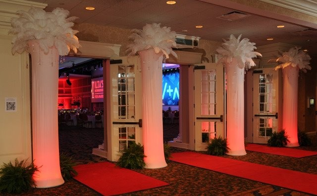 180 Best Images About Prom Decorating Ideas On Pinterest Receptions Prom Decor And Ostrich Feathers