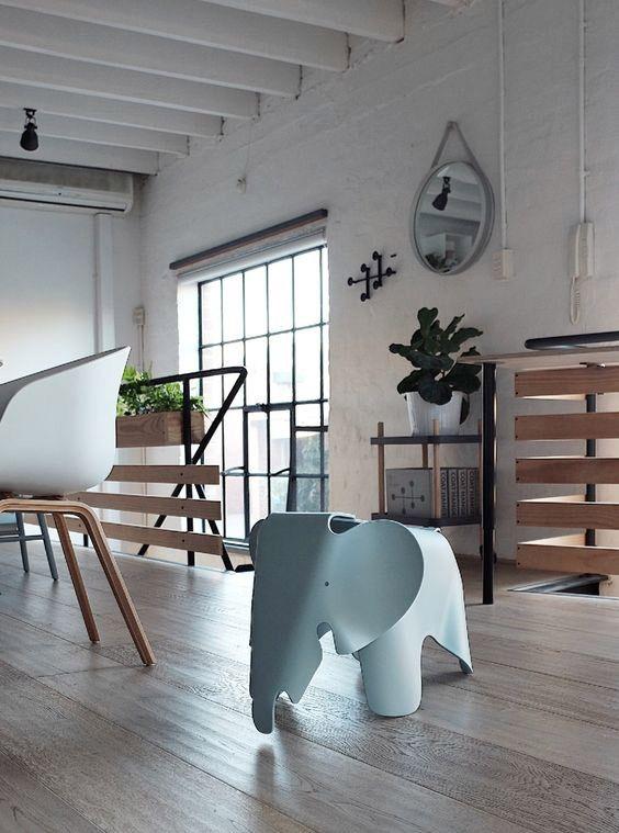 Eames Elephant | kerusi-meja in 2019 | Elephant home decor ... on elephant art, elephant furniture, elephant bathroom, cat design home, elephant logo design, elephant graphic design,