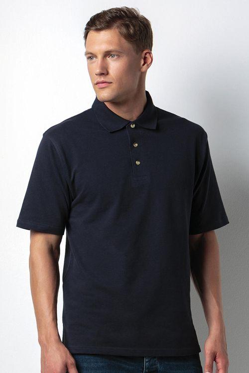 Tricou polo de bărbați Augusta Premium Kustom Kit din 100% bumbac #tricouri #polo #personalizate #barbati #promotionale