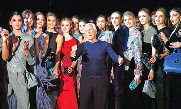 MILAN: From outfits for Lady Gaga and Beyonce to disabled fashion: Antonio Urzi, a long-time collaborator with Armani, is trying to revolutionize Milan fashion week with creations designed for amputee