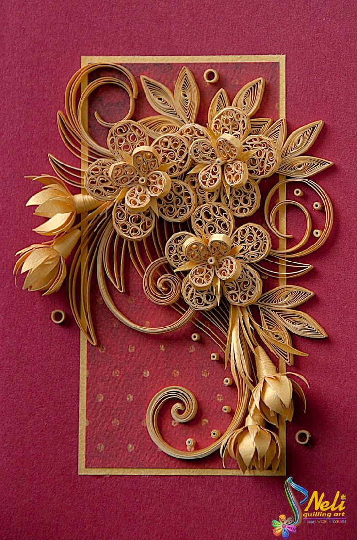 1000 Ideas About Quilling Designs On Pinterest Rakhi