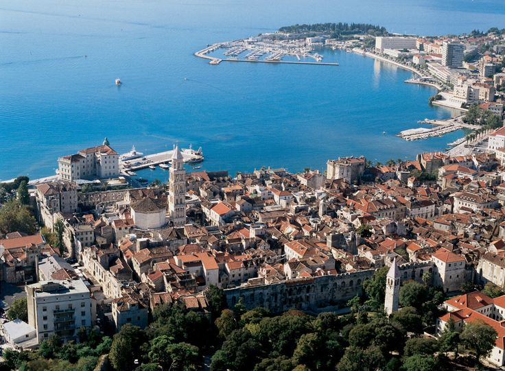 Split, CroatiaBeautiful Cities, Adaptations Reuse, Favorite Places, Beautiful Places, Diocletian Palaces, The Cities, Roads Trips, Yachts Charter, Split Croatia