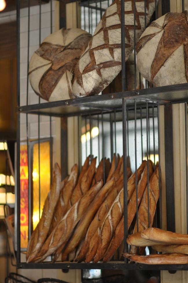 Pane Italiano - rustic bread: Street Styles, Fashion Blog, Rustic Bread