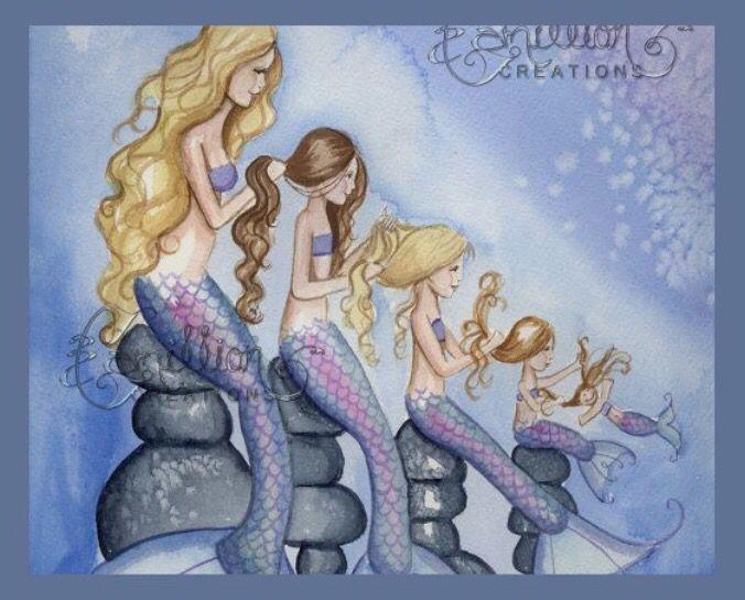 459 Best Mermaids Images On Pinterest Mermaid Artwork How Do Go To The Bathroom