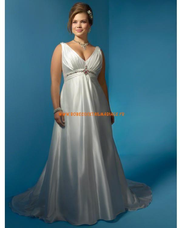 Alfred Angelo Sapphire Plus Size Robe de Mariée - Style 838W