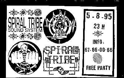 Guest Boot #5 - DJ Python aka DJWeyaka Brian Pineyro In the early 1990s a post-rave, DIY, free party scene had established itself in the UK. It was largely based around an alliance between warehouse party goers from various urban squat scenes and politically inspired new age travellers.Spiral Tribe is a free party sound system which existed in the first half of the 1990s. The collective originated in west London and later travelled across Europe and North America. According to one…