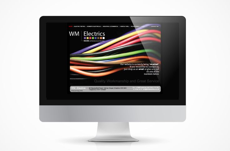 WM Electrics - This is currently a holding page and is due to be developed shortly.  http://www.wmelectrics.co.uk
