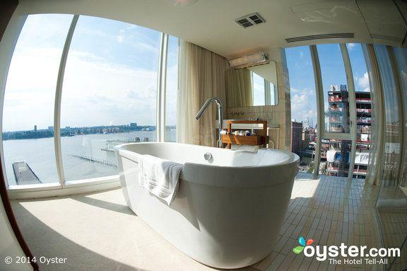 Best Honeymoon Hotels in New York City   The Standard High Line