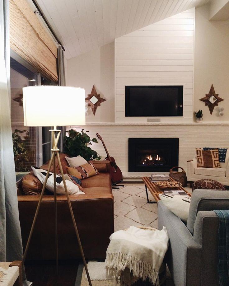 Cozy Modern Living Room: Best 25+ Cozy Living Rooms Ideas On Pinterest