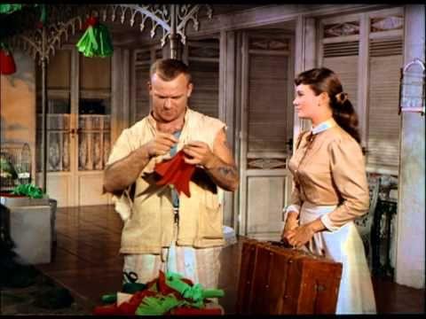 [Video] WE'RE NO ANGELS (1955) ~ Humphrey Bogart, Aldo Ray, Peter Ustinov. Trailer. (2:19)