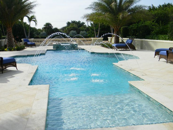 128 Best Images About Pools On Pinterest Traditional Swimming Pool Designs And Eclectic
