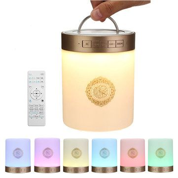 Quran Sq112 Portable Led Touch Lamp Tf Card Aux Muliple Languages Bluetooth Speaker Audio Video Devices From Consumer Electronics On Banggood Com Karta Kolonki Dinamiki