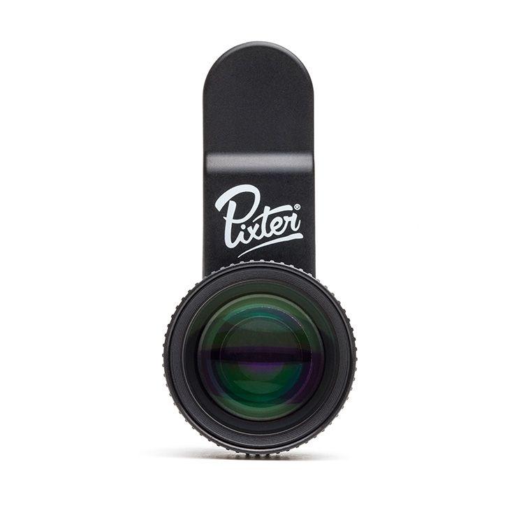 Objectif Pixter Téléphoto