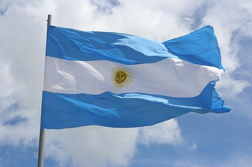 Bicentenario de la creación de la bandera de la República Argentina.  1812 - 27 de febrero - 2012