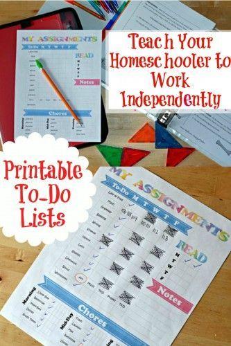 How To Teach Your Homeschooler To Work Independently – (scheduled via http://www.tailwindapp.com?utm_source=pinterest&utm_medium=twpin&utm_content=post846939&utm_campaign=scheduler_attribution)