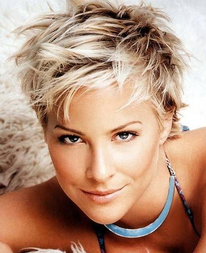 short messy hair styles 25 best ideas about pixie haircut on 8987 | fa4ec55351e6f1f6d932fae4232ab1f3 short blonde haircuts long pixie haircuts
