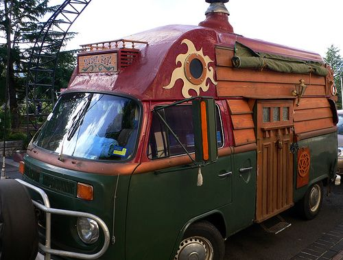 Gypsy...loooove! I grew up with a westfalia camper as my clubhouse...yes, my childhood with a hippy papa ROCKED!