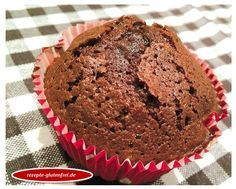 Tanja`s glutenfreies Kochbuch » Bananen – Kakao – Muffins