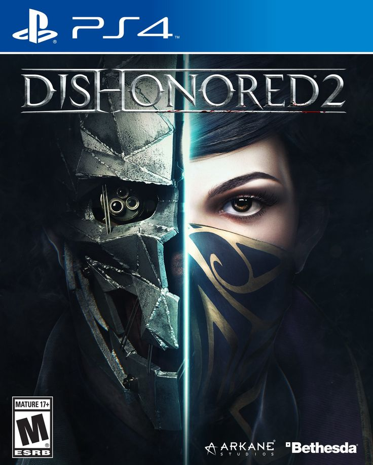 Amazon.com: Dishonored 2 Limited Edition - PlayStation 4: Bethesda Softworks Inc: Video Games | @giftryapp