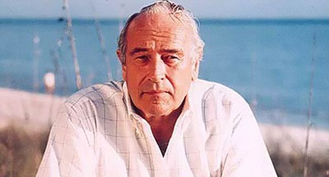 Robert Ludlum, creator of Jason Bourne. He tried to convince me he couldn't write the third Bourne book because Carlos the Jackal threatened to kill him if he did!