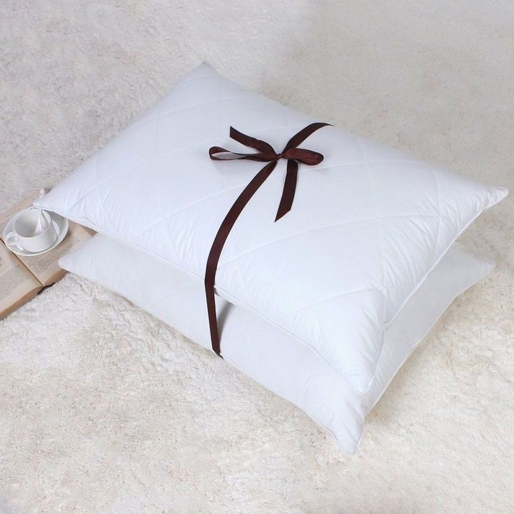 Best 25 Feather Pillows Ideas On Pinterest Wash Feather