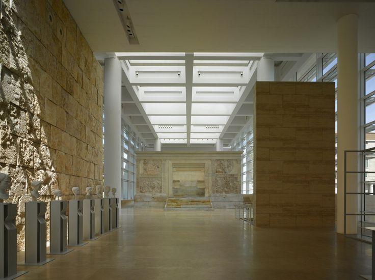 Gallery of Ara Pacis Museum / Richard Meier & Partners - 4