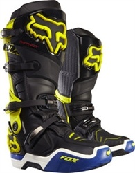 Fox Racing Instinct LE A1 Reed Replica Boots Black-Yellow | www.motocross-atv.com | Get yours TODAY!