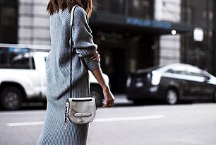 An Effortlessly Cool Ribbed Knit Look To Try Now