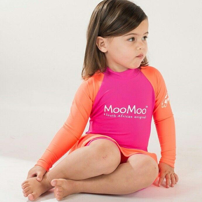 MooMoo UV sunsuit with skirt summer 2016