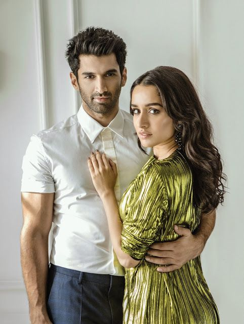 Aditya Roy Kapur and Shraddha Kapoor Fabulous Pics From Filmfare Magazine January 2017 Issue | Bollywood Tadka Masala