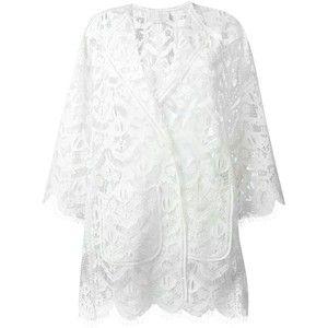 Chloé lace cardigan