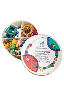 Boîte de perles 260 g <BR> A partir de 3 ans