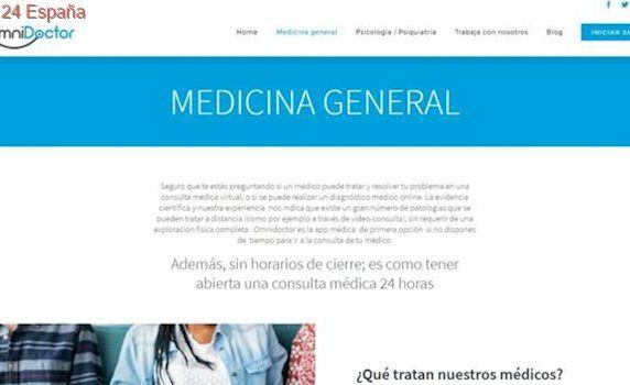 Una empresa española lanza una app de consultas médicas por videoconferencia
