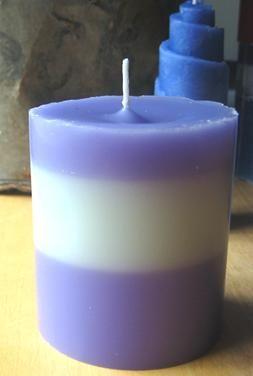 Making Candles (25 DIY Decorative tutorials)