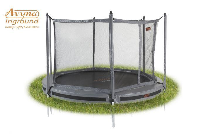 https://www.avyna-shop.nl/avyna-pro-line-inground-grijs-o-3… - De Avyna PRO-LINE InGround trampoline met een diameter van 305 cm en grijze InGround veiligheidsrand is voorzien van een soepele springmat en een sterk weerbestendig randkussen. De Avyna InGround trampolines behoren tot de beste ingraaf trampolines wereldwijd.  Volg ons ook op: Twitter - https://twitter.com/hoppashops