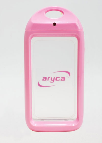 I just got this Aryca waterproof case for my phone! Text, video, pic's underwater up to 18 feet! I don't have to worry about my phone falling in the pool anymore!!! Let me know if you want one!! Can't wait to try it out at a...certain aquarium! :)