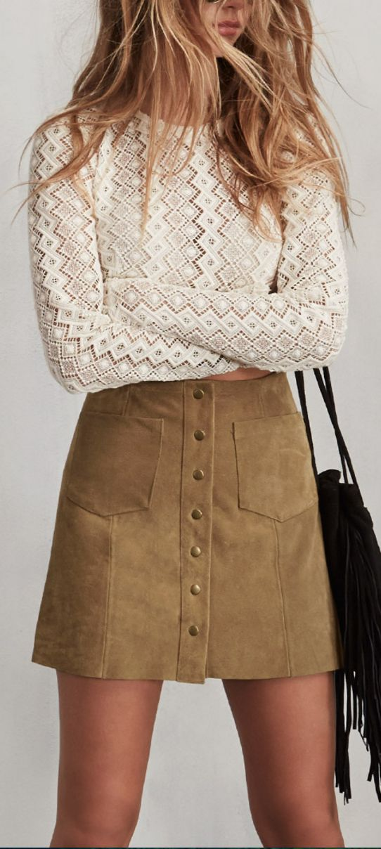 Winter Fashion: Cropped Sweater