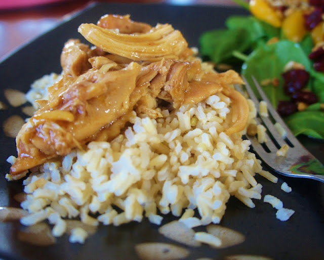 Recipe for 5-Minute Prep Slow Cooker Asian Chicken