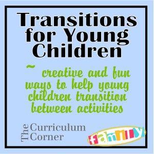 25+ best ideas about Preschool transitions on Pinterest ...