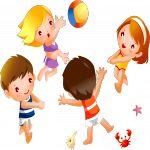 Детские игры и конкурсы для улицы и дома, для праздников и дней рождения / Ёжка - стихи, загадки, творчество и уроки рисования для детей