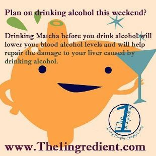 I know a few people that would benefit from this information.  #liverhealth #the1ingredient #matcha