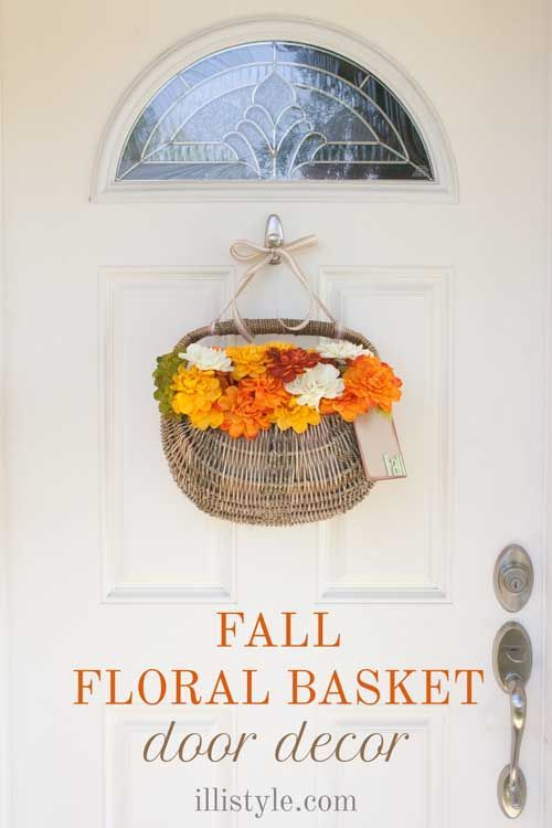 Best Fall Crafts Decorations Images On Pinterest